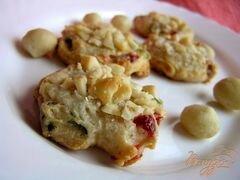 «Флорентийское печенье с макадамией» - приготовления блюда - шаг 8