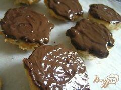 «Флорентийское печенье с макадамией» - приготовления блюда - шаг 9