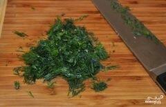 «Суп из минтая» - приготовления блюда - шаг 4