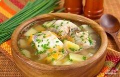 «Суп из минтая» - приготовления блюда - шаг 8