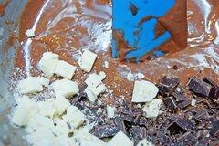 «Шоколадное печенье» - приготовления блюда - шаг 4
