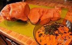 «Наггетсы из индейки» - приготовления блюда - шаг 2