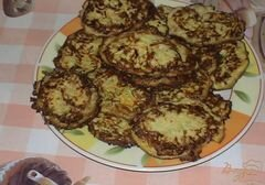 «Кабачково-морковные оладьи» - приготовления блюда - шаг 3