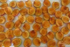 «Замороженные абрикосы» - приготовления блюда - шаг 4