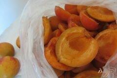 «Замороженные абрикосы» - приготовления блюда - шаг 5