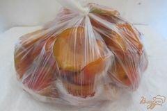 «Замороженные абрикосы» - приготовления блюда - шаг 6