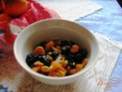 «Полезный завтрак» - приготовления блюда - шаг 1