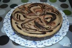 «Кекс мраморный в мультиварке» - приготовления блюда - шаг 12