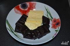«Кекс мраморный в мультиварке» - приготовления блюда - шаг 3