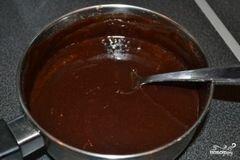 «Кекс мраморный в мультиварке» - приготовления блюда - шаг 6