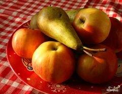 «Компот из яблок и груш» - приготовления блюда - шаг 1