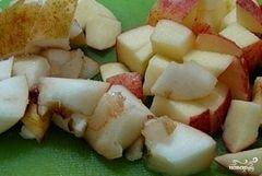 «Компот из яблок и груш» - приготовления блюда - шаг 2