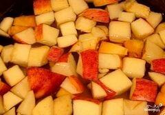 «Компот из яблок и груш» - приготовления блюда - шаг 3