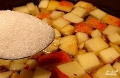 «Компот из яблок и груш» - приготовления блюда - шаг 4