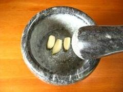 «Соус песто» - приготовления блюда - шаг 1