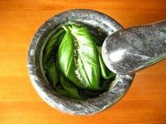 «Соус песто» - приготовления блюда - шаг 2