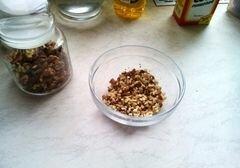 «Шоколадные кейки с перцем чили» - приготовления блюда - шаг 2