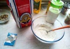 «Шоколадные кейки с перцем чили» - приготовления блюда - шаг 3