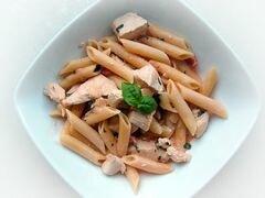 «Курица с пастой в сливочном соусе» - приготовления блюда - шаг 18