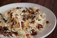 «Крылышки Баффоло в беконе с сыром» - приготовления блюда - шаг 4