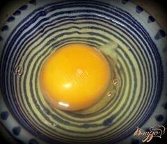 """«Яйцо-пашот с соусом""""алиоли""""» - приготовления блюда - шаг 1"""