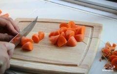 «Сладкий плов в мультиварке» - приготовления блюда - шаг 3