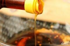 «Арахисовый соус» - приготовления блюда - шаг 11