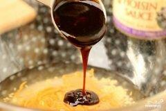 «Арахисовый соус» - приготовления блюда - шаг 7