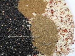 «Куриные грудки в ореховой панировке с кунжутом» - приготовления блюда - шаг 1