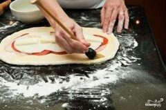 «Стромболи» - приготовления блюда - шаг 3