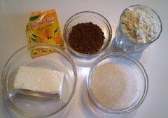 «Шоколадное печенье» - приготовления блюда - шаг 1