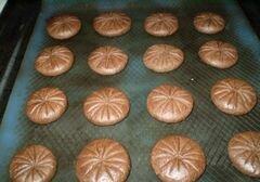 «Шоколадное печенье» - приготовления блюда - шаг 10