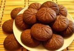 «Шоколадное печенье» - приготовления блюда - шаг 11