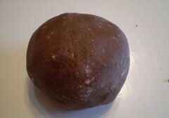 «Шоколадное печенье» - приготовления блюда - шаг 5