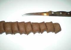 «Шоколадное печенье» - приготовления блюда - шаг 6
