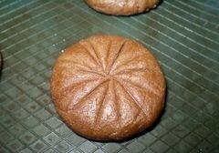 «Шоколадное печенье» - приготовления блюда - шаг 9