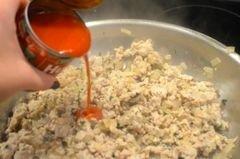 «Фаршированный перец» - приготовления блюда - шаг 6