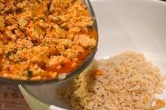 «Фаршированный перец» - приготовления блюда - шаг 8