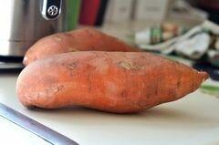 «Картофельные булочки с чесноком» - приготовления блюда - шаг 1