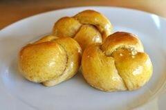 «Картофельные булочки с чесноком» - приготовления блюда - шаг 21