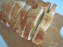 «Запеканка из черствого хлеба» - приготовления блюда - шаг 1