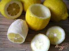 «Лимоны с морковным салатом» - приготовления блюда - шаг 1