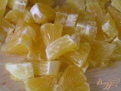 «Лимоны с морковным салатом» - приготовления блюда - шаг 4