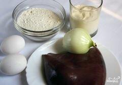 «Котлеты из печени свиной» - приготовления блюда - шаг 1