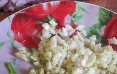«Сало по Приазовски» - приготовления блюда - шаг 1