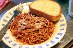 «Мясной соус к спагетти» - приготовления блюда - шаг 4