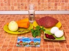 «Мясной холодец» - приготовления блюда - шаг 1