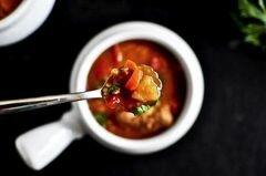 «Рагу из говядины и перловки» - приготовления блюда - шаг 4