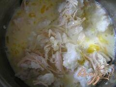 «Рисовая запеканка с курицей» - приготовления блюда - шаг 2