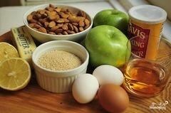 «Американский яблочный пирог» - приготовления блюда - шаг 1